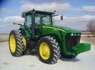 Thumbnail 8120-8520 John Deere Tractor Operation & Test TM1980
