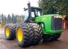 Thumbnail 9100-9400 John Deere 4WD Tractor Operation & Test TM1624
