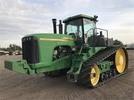 Thumbnail 9320T-9620T John Deere Track Tractor Operation & Test TM1982