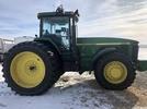 Thumbnail 8100-8400 John Deere Tractor Operation & Test TM1576
