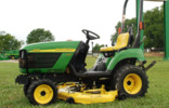 Thumbnail 2210 John Deere Compact Utility Tractor Manual TM2074